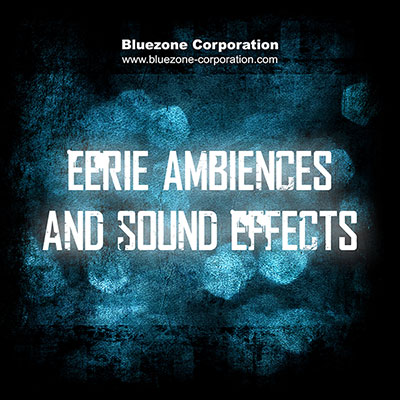 Download Eerie Ambiences and Sound Effects Sample Library