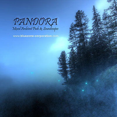 Download Pandora - Mixed Ambient Pads and Soundscapes Sample Library