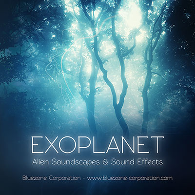 Download Exoplanet - Alien Soundscapes and Sound Effects Sample Library