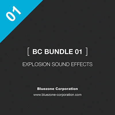 Download BC Bundle 01 - Explosion Sound Effects Sample Library