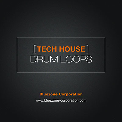 Download Tech House Drum Loops Sample Library