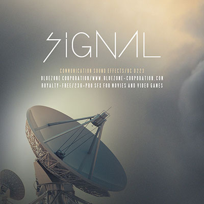 Download Signal - Communication Sound Effects Sample Library