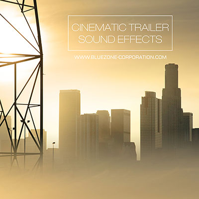 Download Cinematic Trailer Sound Effects Sample Library