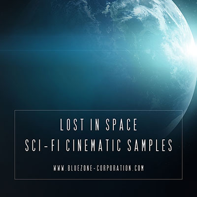 Download Lost In Space - Sci Fi Cinematic Samples Sound Library