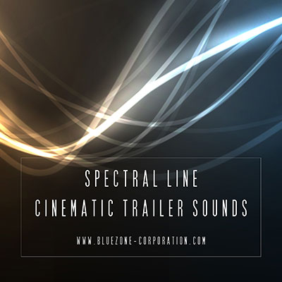 Download Spectral Line - Cinematic Trailer Sounds Sample Library