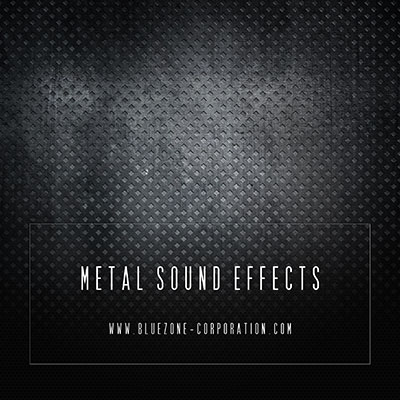 Download Metal Sound Effects Sample Library