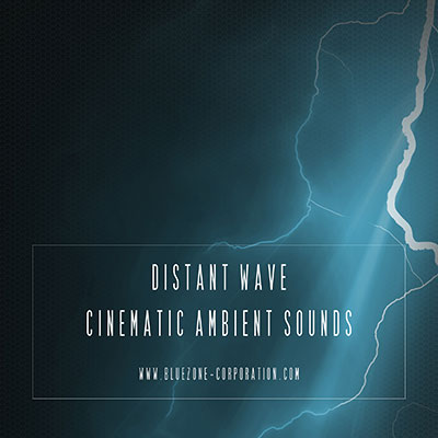 Download  Distant Wave - Cinematic Ambient Sounds Sample Library