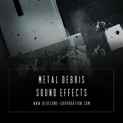 Download Metal Debris Sound Effects Sample Library
