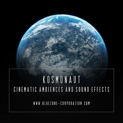 Download Kosmonaut - Cinematic Ambiences and Sound Effects Sample Library