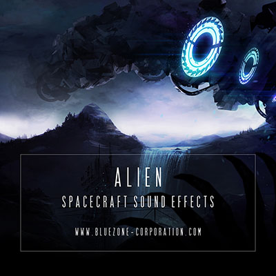 Download Alien Spacecraft Sound Effects Sample Library