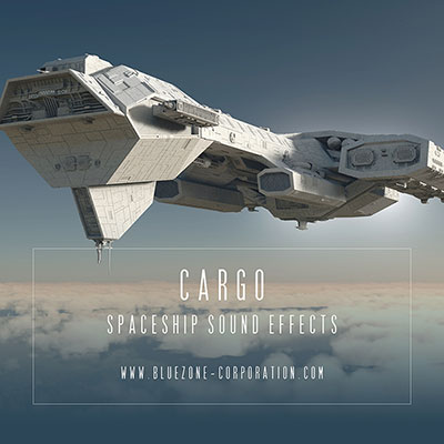 Download Cargo - Spaceship Sound Effects Sample Library
