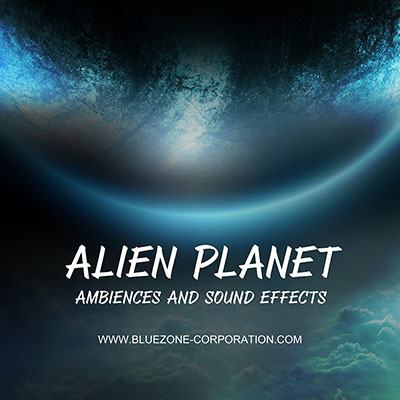 Download Alien Planet Ambiences and Sound Effects Sample Library