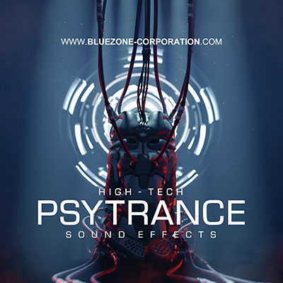 High Tech Psytrance Sound Effects, SFX Sample Pack