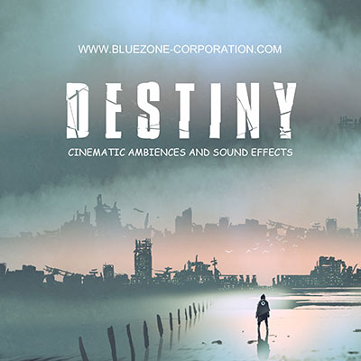 Destiny, Cinematic Ambiences and Sound Effects, Ambient Soundscapes, Trailer Sound Effects