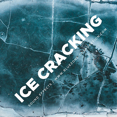 Ice Cracking Sound Effects, Breaking, Crunching and Creaking Sounds, Walking on Frozen Lake, Ice melting and Ice Shatter Sounds