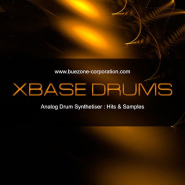 Download Xbase Drums Sample Pack