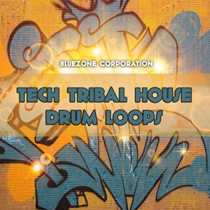 Download Tech Tribal House Drum Loops Sample Pack