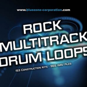 Download Rock Multitrack Drum Loops Sample Pack