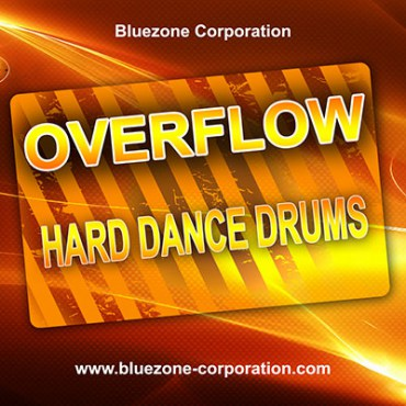 Download Overflow - Hard Dance Drums Sample Pack