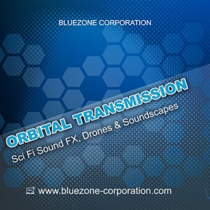 Download Orbital Transmission - Sci Fi Sound Effects and Soundscapes Sample Library