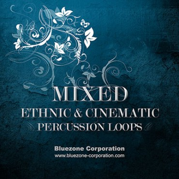 Download Mixed Ethnic and Cinematic Percussion Loops Sample Library