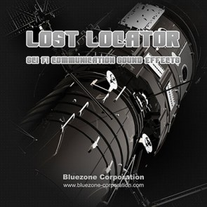 Download Lost Locator - Sci Fi Communication Sound Effects Sample Library