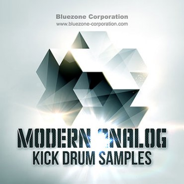 Download Modern Analog Kick Drum Samples Bassdrum Pack
