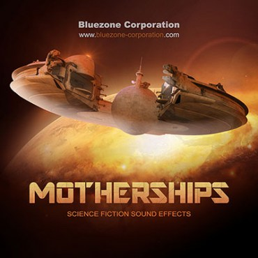 Download Motherships - Science Fiction Sound Effects Sample Library