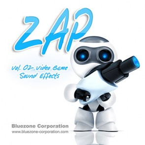 Download Zap 02 - Video Game Sound Effects Sample Library