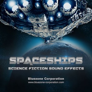 Download Spaceships - Science Fiction Sound Effects Sample Library