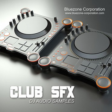 Download Club SFX - DJ Audio Samples Sound Effect Pack