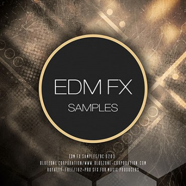 Download EDM FX Samples Sound Effect Pack