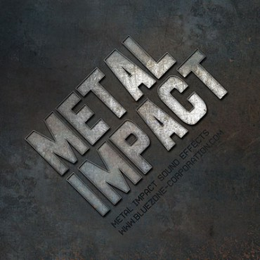 Download Metal Impact Sound Effects Sample Library
