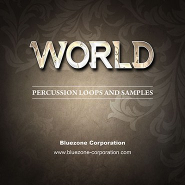 Download World Percussion Loops and Samples Sound Library
