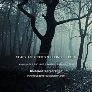 Download Scary Ambiences and Sound Effects Sample Library