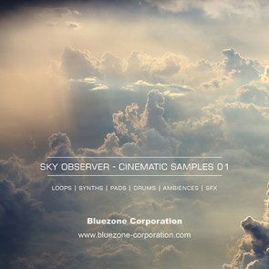 Download Sky Observer - Cinematic Samples 01 Sound Library