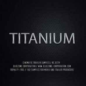 Download Titanium - Cinematic Trailer Samples Sound Library