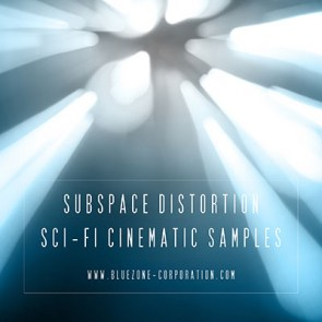 Download Subspace Distortion - Sci Fi Cinematic Samples Sound Library