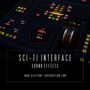 Download Sci Fi Interface Sound Effects Sample Library