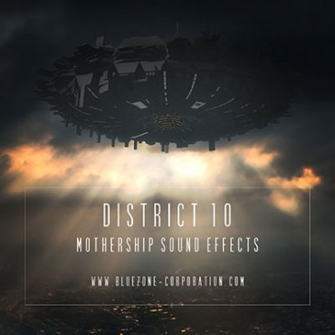 Download District 10 - Mothership Sound Effects Sample Library