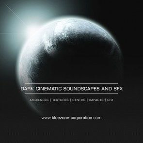 Download Dark Cinematic Soundscapes and SFX Sample Library