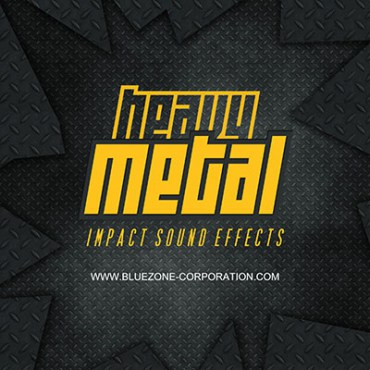 Download Heavy Metal Impact Sound Effects Sample Library