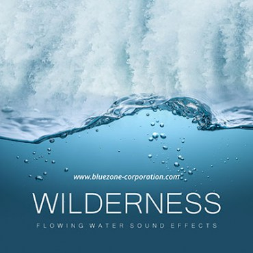 Wilderness - Flowing Water Sound Effects - River, Stream and Waterfall Sounds for Download