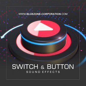 Switch, Button Sound Effects, Clicks, UI Sounds, Plastic, Mechanical and Metal Clicks