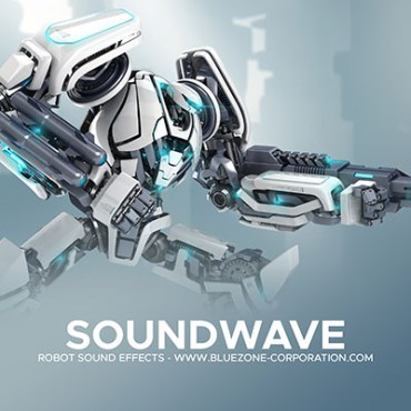 Soundwave, Robot Sound Effects, Transformers Prime Transformation Sounds, Video Game and Movie Sounds